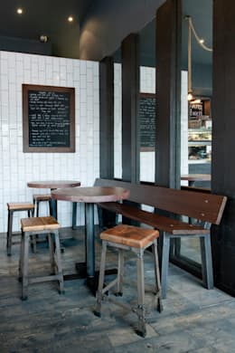 Grove Road Cafe:  Gastronomy by Terry Design