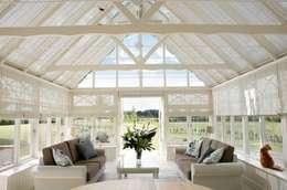Projekty, nowoczesne Okna i drzwi zaprojektowane przez Appeal Home Shading