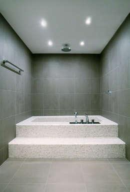 Hans Ritschard Architekten AG의  화장실