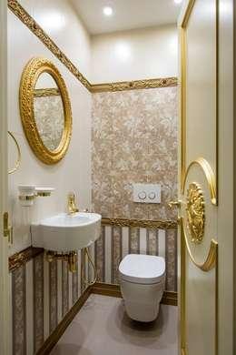 Гостевой санузел: Ванные комнаты в . Автор – Studio Design-rise