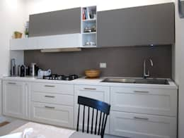 Cocinas de estilo moderno por studio radicediuno