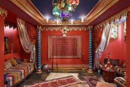 غرفة المعيشة تنفيذ Privilege Design