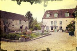 Ferme Loiret: Maisons de style de style Rustique par Maurine Tric