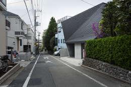 Projekty, nowoczesne Domy zaprojektowane przez 充総合計画 一級建築士事務所