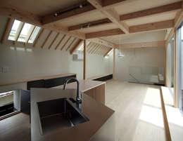 Projekty,  Kuchnia zaprojektowane przez 充総合計画 一級建築士事務所