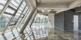 지엘컴 사옥: 제이에이치와이 건축사사무소의  회사