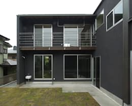 DROP ON LEAF: 充総合計画 一級建築士事務所が手掛けた家です。