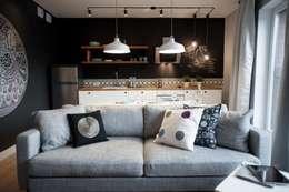 مطبخ تنفيذ Raca Architekci
