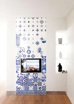 birdsnest: eclectische Eetkamer door José den Hartog