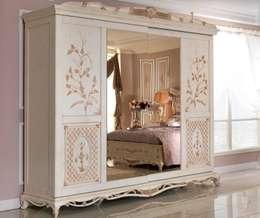 Sonmez Mobilya Avantgarde Boutique Modoko – Picasso Gardrop: klasik tarz tarz Yatak Odası
