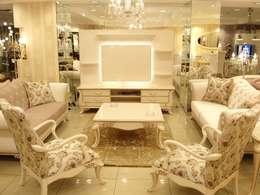 Sonmez Mobilya Avantgarde Boutique Modoko – Şehzade Salon Takımı: klasik tarz tarz Oturma Odası