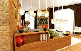 Livings de estilo moderno por GN İÇ MİMARLIK OFİSİ