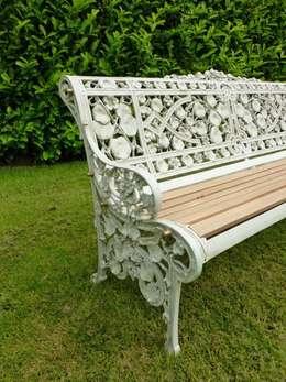 Projekty,  Ogród zaprojektowane przez UK Architectural Antiques