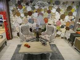 parissem mobilya – AYNUS: minimal tarz tarz Oturma Odası
