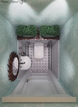 country Bathroom by Your royal design