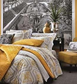 غرفة نوم تنفيذ Pacifico Home