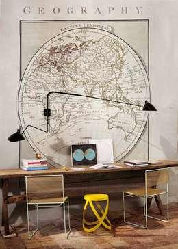 Paredes y suelos de estilo  por Paper Moon