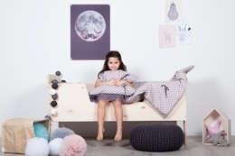 Pościel dziewczęca bawełniana w groszki: styl , w kategorii Pokój dziecięcy zaprojektowany przez My Label