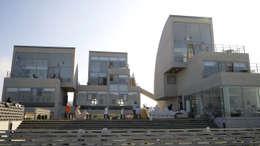 Yangyang Cotiere pension (양양 꼬띠에르 펜션): archim architects의