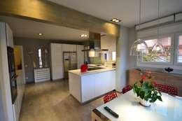 Projekty,  Kuchnia zaprojektowane przez Canexel