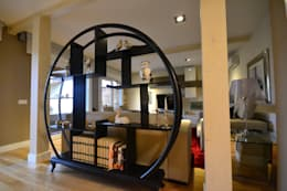 Salas / recibidores de estilo moderno por Canexel