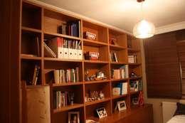 NTG Mimarlık – Akkaya's Family Home : modern tarz Multimedya Odası