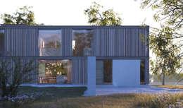 Дома в . Автор – Strom Architects