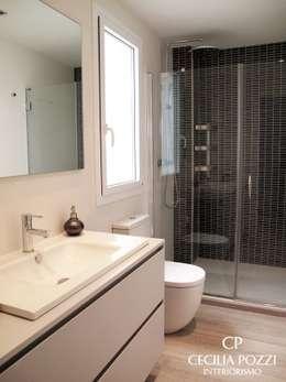 modern Bathroom by CECILIA POZZI INTERIORISMO