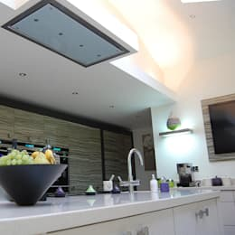 Cocinas de estilo moderno por Nest Kitchens