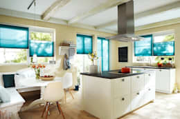 Le tende su misura per la tua nuova cucina