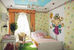 Дизайн-проект детской комнаты.: Детские комнаты в . Автор – ИнтеРИВ