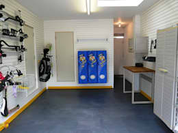 Garageflex feature on Sarah Beeny's Double Your House - Before shot:   by Garageflex