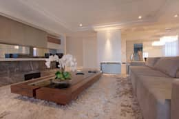 projeto |FT|: Salas multimídia modernas por Camila Bruzamolin - arquitetura