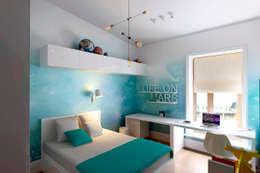 بچے کا کمرہ  by lab21studio