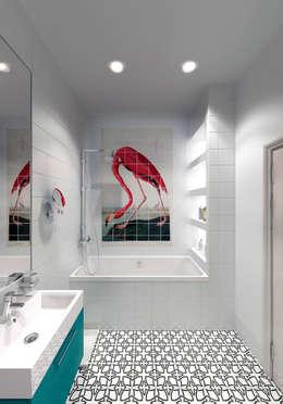 lab21studioが手掛けた浴室