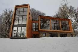Гостиницы в . Автор – Aguirre Arquitectura Patagonica