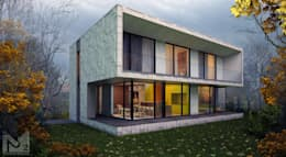 sugar house: Дома в . Автор –  Aleksandr Zhydkov Architect