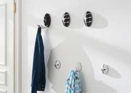 Bug & Tick: moderne Gang, hal & trappenhuis door Spinder Design