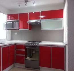 modern Kitchen by IROKA
