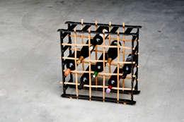 Projekty,  Piwnica win zaprojektowane przez Volker Rueß