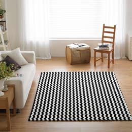 modern Living room by carpetree