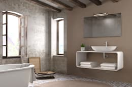 Salle de bain de style de style Moderne par Astris