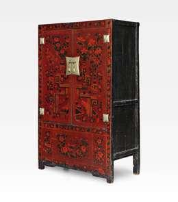 Chambre de style de style Asiatique par Anthaus
