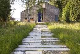 scandinavische Tuin door architekt stephan maria lang