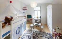 Dormitorios infantiles de estilo moderno por Schmidt Holzinger Innenarchitekten