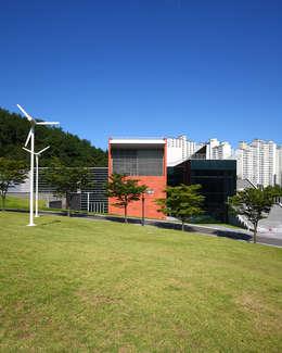 포항 시립미술관 (POMA): ADF Architects의  주택