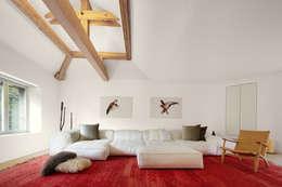 Anexos de estilo moderno por Schmidt Holzinger Innenarchitekten