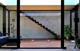 Terrasse de style  par 2G.arquitectos