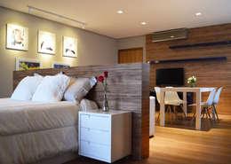 Phòng ngủ by Boa Arquitetura