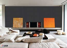 Luxum: modern tarz Oturma Odası